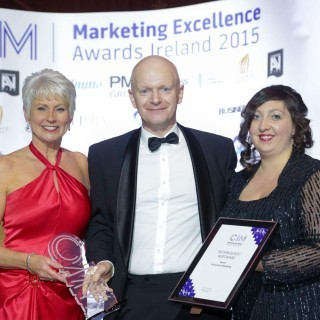 CIM Marketing Awards. Forza Direct Marketing. Cork