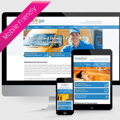 Tervas gas, brand design, blog, Forza
