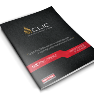 CLIC Property Marketing Portfolio, Forza