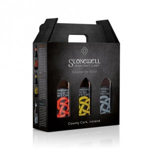 Forza packagingdesignforStonewellCider