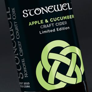 Stonewell Apple Cucumber design by Forza! Cork