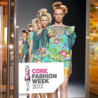 Forza - Cork fashion week branding design and marketing materials design