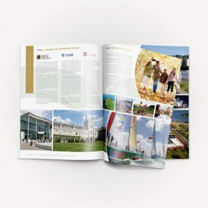 Forza! design agency Cork provided brochure design for JCD City Gate Cork