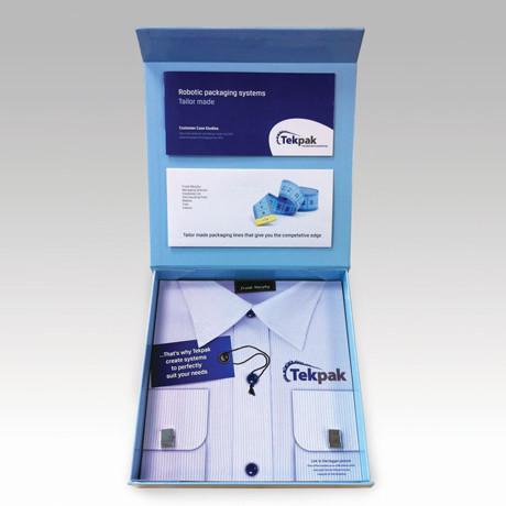 Forza! design agency Cork provided a A multi-award winning campaign for TekPak