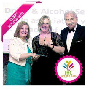 Healthcare awards, IHA, Forza, winners, marketing, Cork