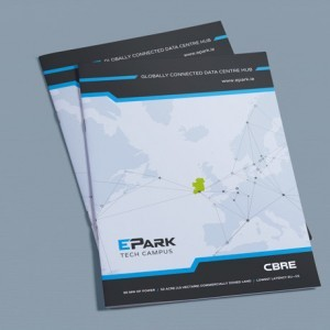 Forza! design and marketing agency Cork provided a branding design for EPark