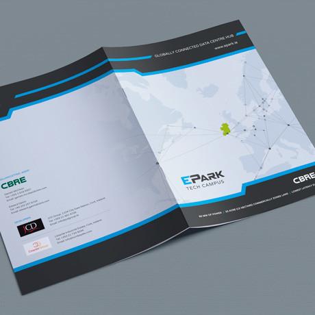 Forza! design and marketing agency Cork provided a branding design for EPark