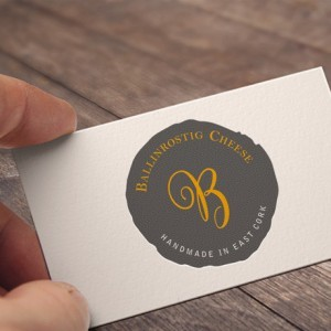 Forza! design agency in Cork provided Brand Identity & Packaging design for Ballinrostig Cheese