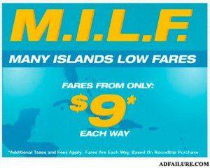 milf ancronym fail