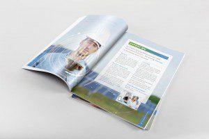 B A Magazine Spread Mockup A copy