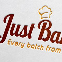 Branding design for Just Baked by Forza! Cork