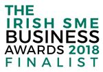 Finalist Logo – Irish SME Awards