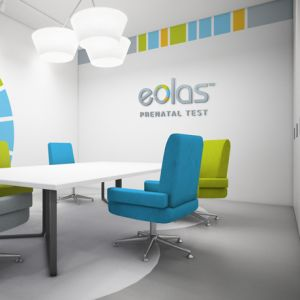 Eolas WHITE OFFICE design by Forza! Cork