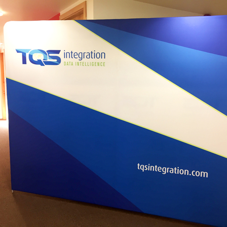 Forza! branding agency Cork did a full rebrand for International data Intelligence leaders TQS