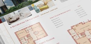 Property Brochure design by Forza! Cork