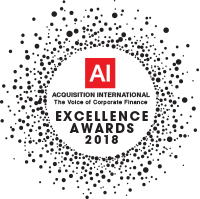 aquisition international award winner