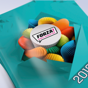 catalog design by Forza! Cork